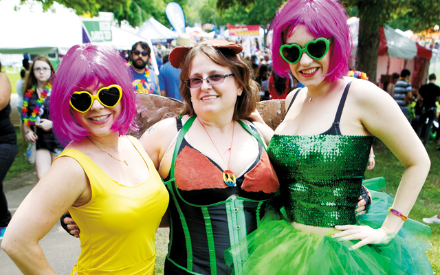 Photo by RJL Photography, courtesy of Twin Cities Pride