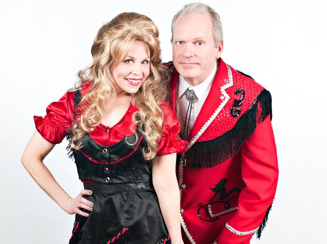 The Doyle and Debbie Show. Photo by Brianna Royle Kopka
