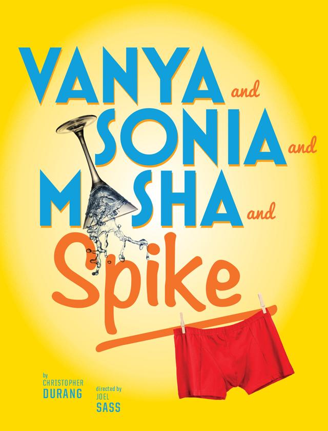 Vanya and Sonia and Masha and Spike. Artwork by Brian Bressler