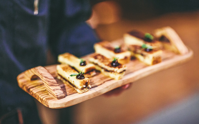 Mexican Grilled Cheese. Photo by Matt Lien Photography