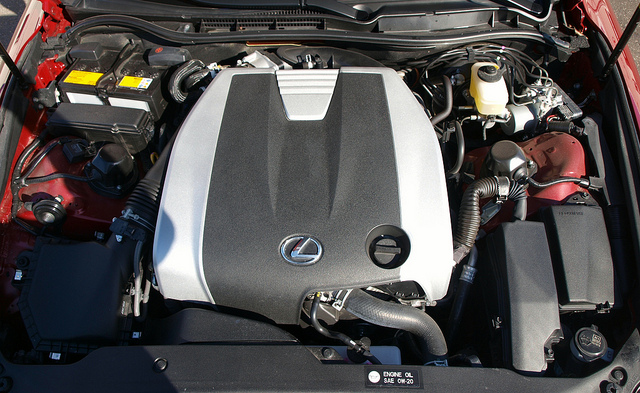 Lexus IS 350 F Sport 4