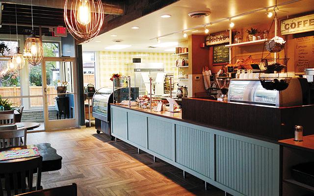 Honey & Rye Bakehouse. Photo courtesy of Honey & Rye Bakehouse