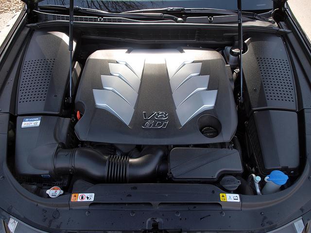 Hyundai Equus 3