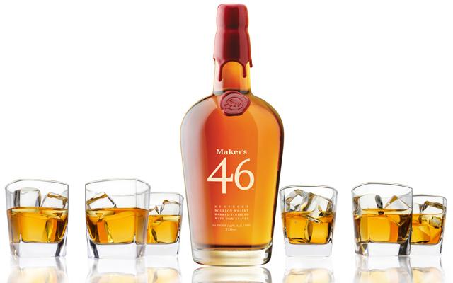 Maker's 46. Photo of bottle courtesy of Maker's Mark Distillery