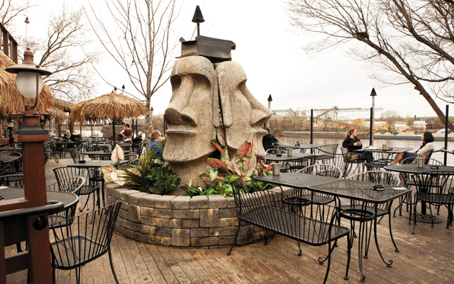 Pat Asks: Best Patios