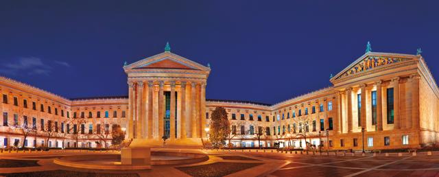 Philadelphia Museum of Art. Photo by G. Widman for Visit Philadelphia™