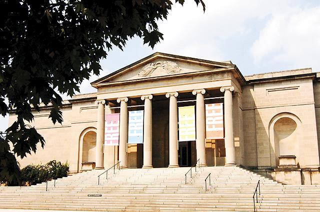 Baltimore Museum of Art. Photo courtesy of Visit Baltimore