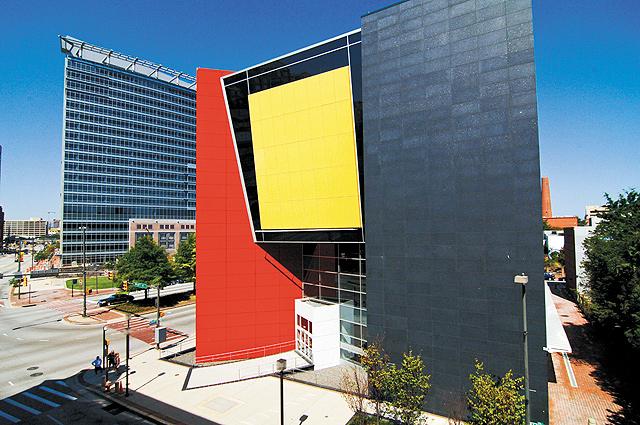 Baltimore Reginald F. Lewis Museum. Photo courtesy of Visit Baltimore