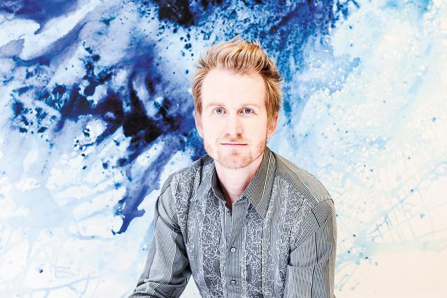Drew Beson. Photo and hair/makeup by Brett Dorrian Artistry Studios