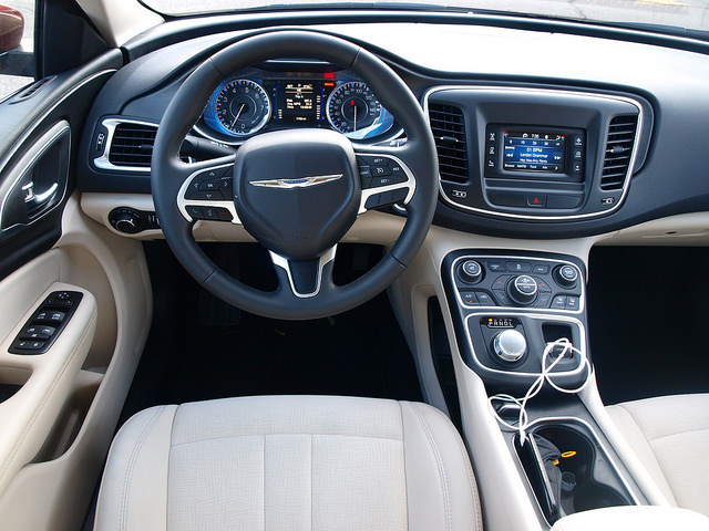 2015 Chrysler 200 2