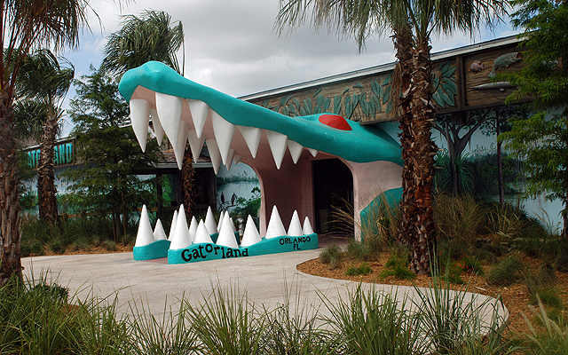 Gatorland. Photo by Andy Lien