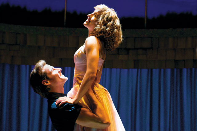 Dirty Dancing. Photo by David Scheinmann, 2008