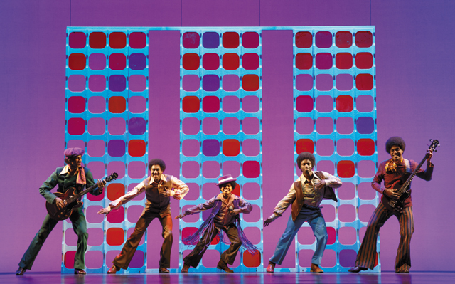 Motown The Musical. Photo by Joan Marcus