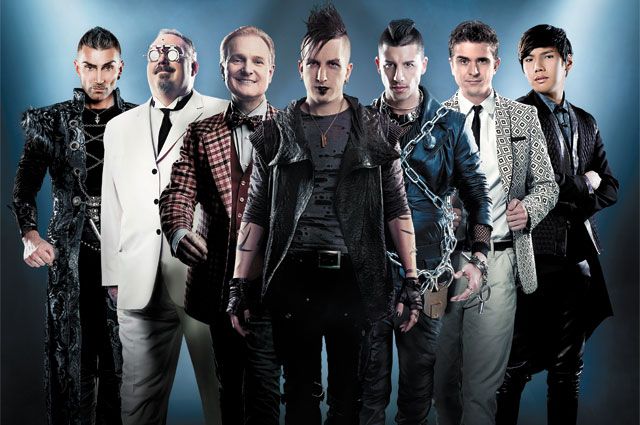 The Illusionists. Photo courtesy of Ordway Center for the Performing Arts