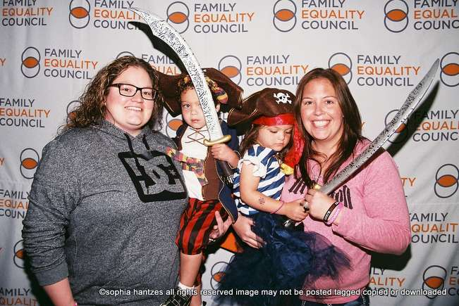 10.25.14 Family Equality Council Midwest Family Halloween Party Minneapolis MN