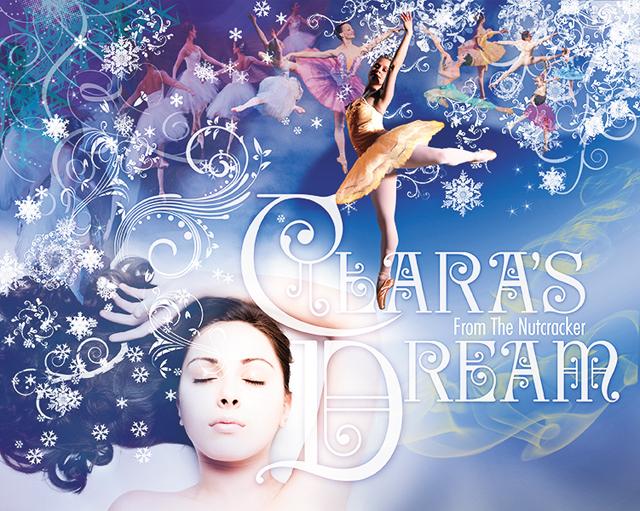 Holiday Shows Clara's Dream