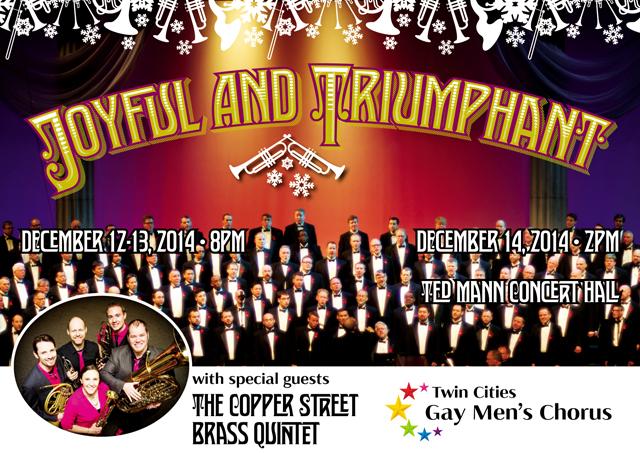 Holiday Shows Joyful & Triumphant-1