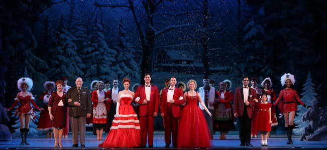 5Q: Irving Berlin's White Christmas