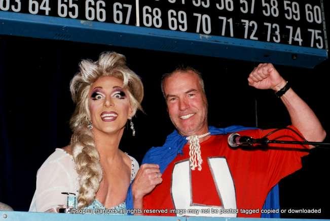 "11.15.14 Bingo A-GoGo ""Superhero Bingo"" Minneapolis MN"