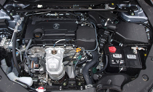 Acura TLX 3