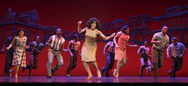 5Q: Motown The Musical