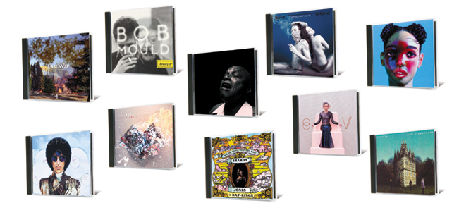 On The Record: Best of 2014