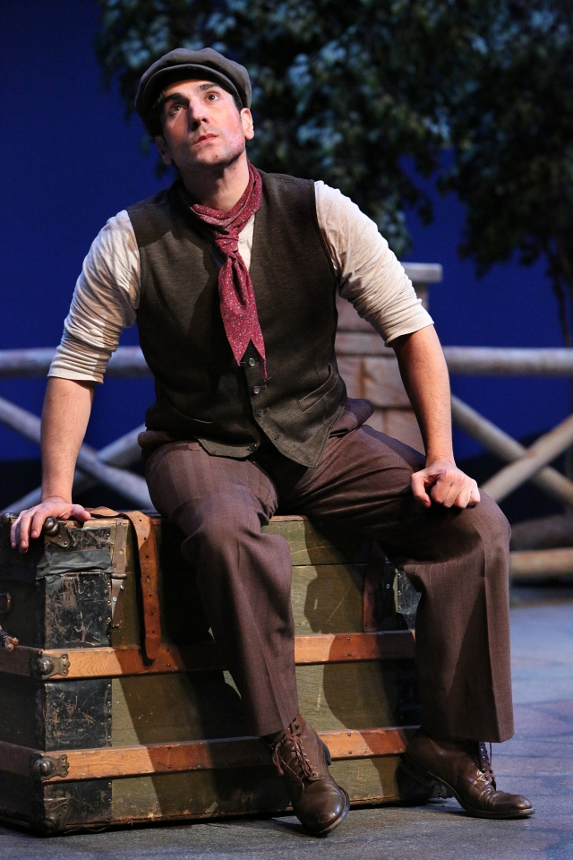 Leonardo Capalbo as Nemorino Photo by Michal Daniel
