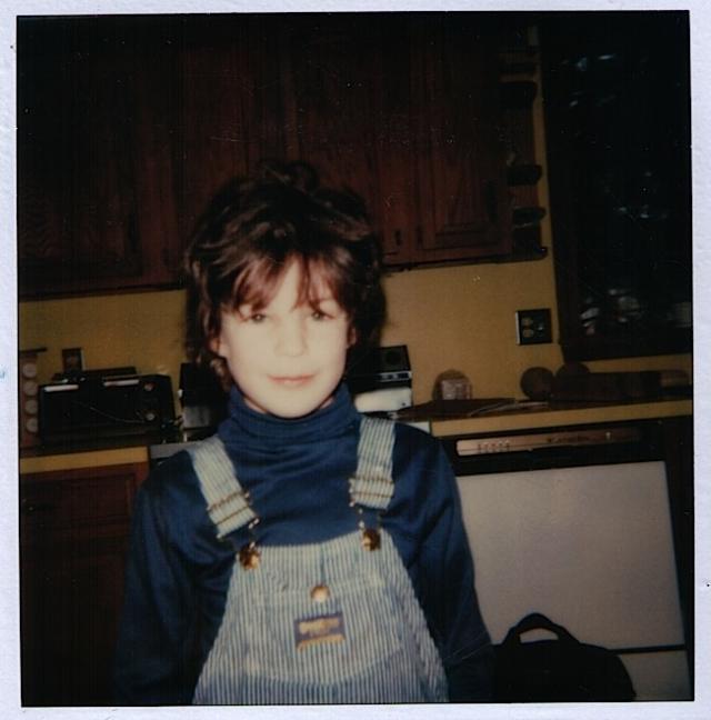 Alex Myers, age six. Photo courtesy of Alex Myers.