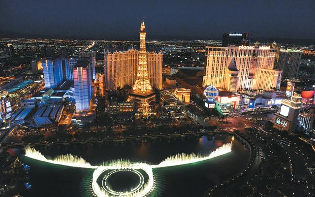 Photo by Las Vegas News Bureau