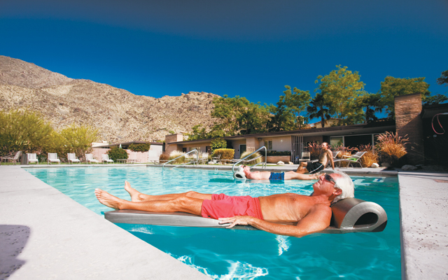 Photo Courtesy of Palm Springs Bureau of Tourism