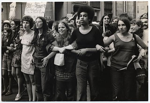 """8-26-1970 March"". Photo by Diana Davies."