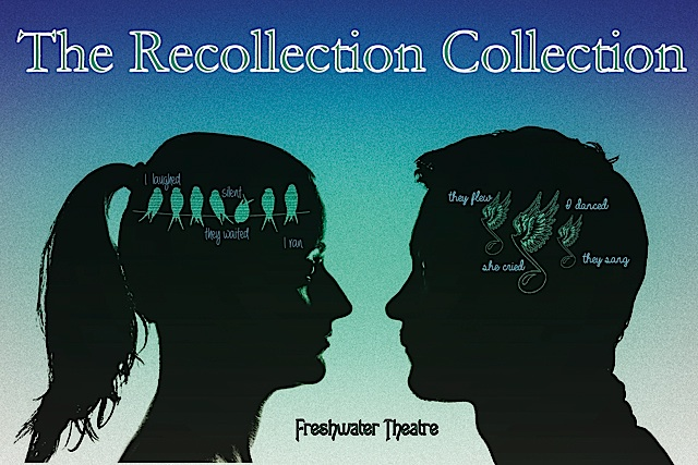 The Recollection Collection. Artwork courtesy of Freshwater Theatre