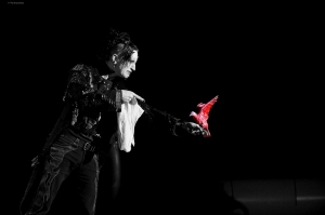 Dan Sperry - The AntiConjuror Photo courtesy of The Illusionists