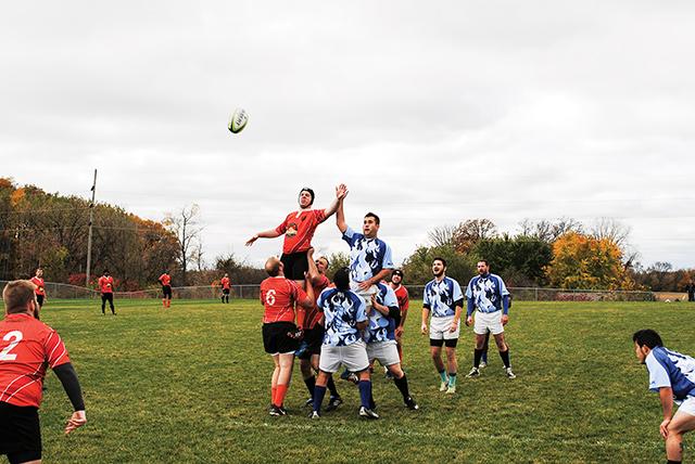 Mayhem RFC. Photo by Joshua Bosch