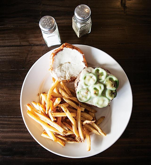 Pepper and Fries. Photo by Hubert Bonnet
