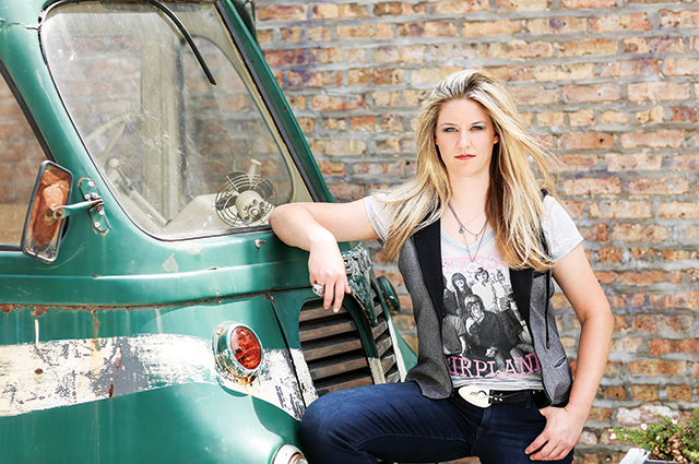 Sami Grisafe. Photo by Kenny Kim Photography