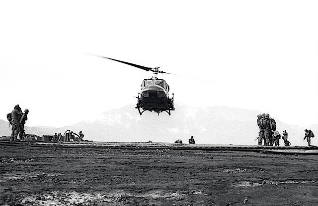 Vietnam: A Window to War. Photo by James Thompson