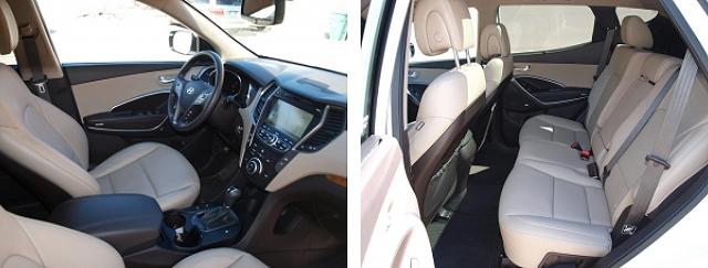 Hyundai-Santa-Fe-Interior
