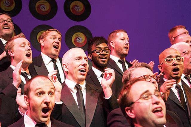 Twin Cities Gay Men's Chorus. Photo courtesy of Twin Cities Gay Men's Chorus