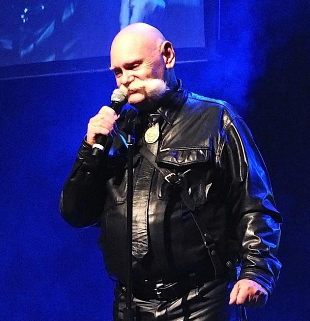 Hermann Groenewald, Mr. South Africa Leather 2015. Photo by Steve Lenius.