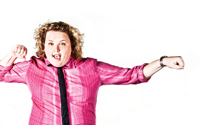 Comedian Fortune Feimster. Photo courtesy of Brave New Workshop