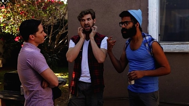 Day Drunk Gays - Beardist. Courtesy of Outfest online.