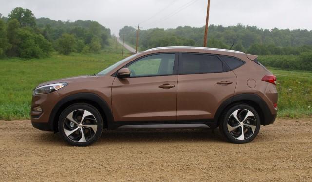 2016 Hyundai Tucson Sport 1.6T AWD
