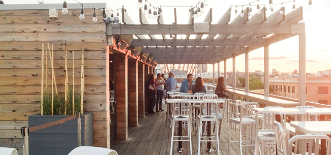 Outdoor Dining in Minneapolis for the 'Mo in the Know