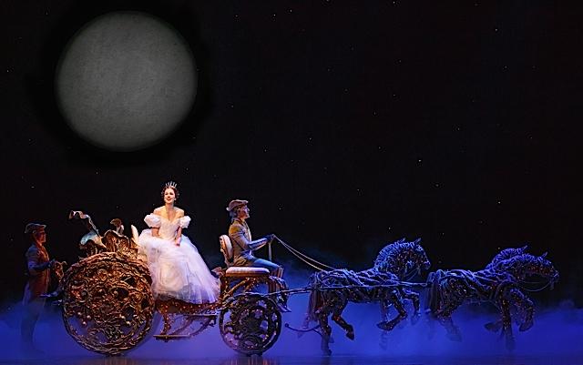 Cinderella. Photo by Carol Rosegg