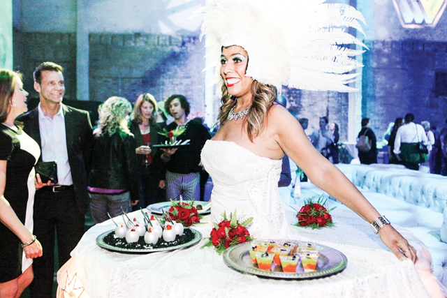 Enticing Entertainment's open house at Aria - images by Studio Laguna Photography