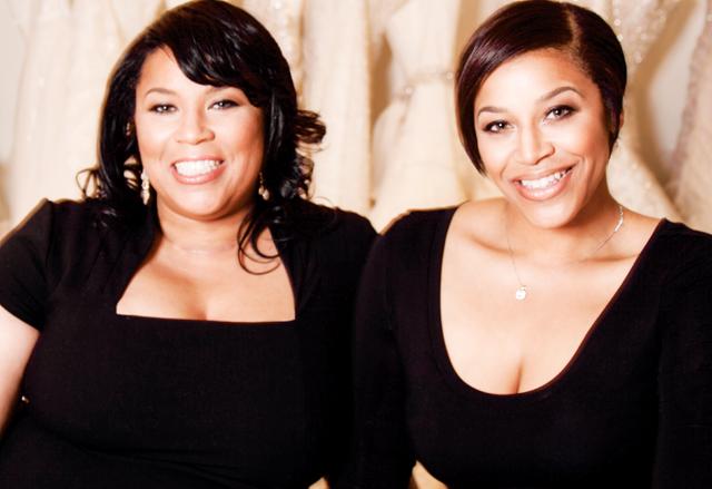 Yukia Walker-Harris and Yuneisia Harris. Photo courtesy of Curvaceous Couture