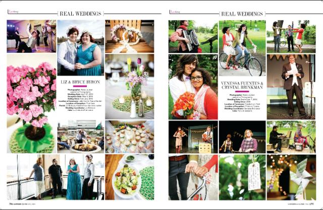 Real Weddings Spring 2015