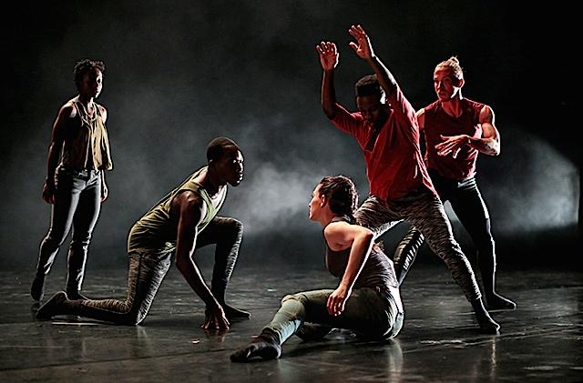 TU Dance. Photo courtesy of TU Dance