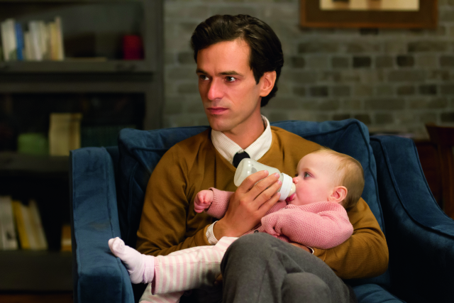 Romain Duris in The New Girlfriend Photo courtesy of Cohen Media Group